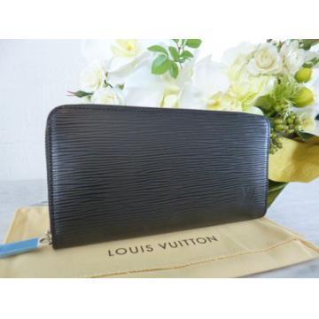 日本ルイヴィトン 人気復活!長財布新作louisvuittonエピ財布ジッピーウォレット黒