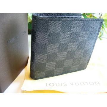 日本ルイヴィトン財布【VIP価格】louisvuitton メンズファションダミエグラフィットマルコ2つ折財布 限定セール