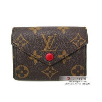 LOUIS VUITTON ルイヴィトン財布新着 ポルトフォイユ・マリー ルージュパリFashion人気高級品