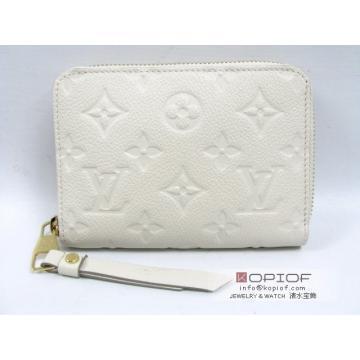 パリお買い得大人気ルイヴィトン 財布新作ポルトフォイユ・スクレット高品質ホワイト